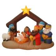 Nativity Outdoor Decorations Outdoor Nativity Scene Sets