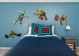 Ninja Turtle Wall Decor Teenage Mutant Ninja Turtles Collection Wall Decal Shop Fathead