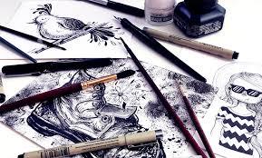 5 online art classes you can enroll in now through skillshare