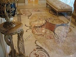 marble medallions marble floor borders marble flooring