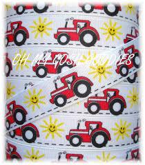 deere ribbon tractor tractor ribbon tractor grosgrain ribbon tractor