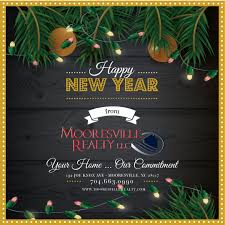 real estate new years cards happy new year 2016