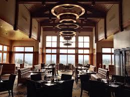 Salish Lodge Dining Room by Entertainment U2014 Luxseattle Luxury Seattle Real Estate