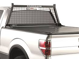 truck rear window guard 2005 2015 toyota tacoma backrack safety rack backrack 10200 30317