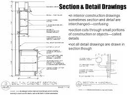 Handrail Construction Detail Hand Drafting For Interior Designers Diana Bennett Wirtz Asid