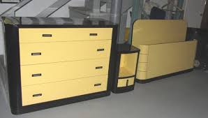 Art Deco Bedroom Furniture For Sale by American Art Deco Bedroom Set By Simmons Modernism Gallery