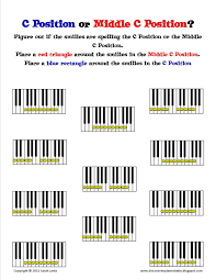 discoveries piano studio new worksheets to help learn c and