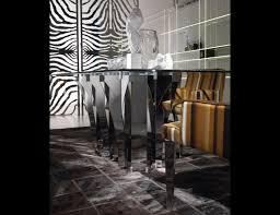 Modern Luxury Dining Table Nella Vetrina Soho Roberto Cavalli Home Modern Luxury Italian