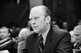 presidency of gerald ford wikipedia