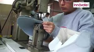 paritaria 2016 imdistria del calzado usan novedoso sistema tecnológico para fabricar calzado de seguridad