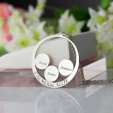 Kids Names Necklace Pendant Heart Necklace Picture More Detailed Picture About