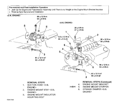 2004 mitsubishi eclipse engine mounts transmission mount specs