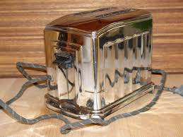 Art Deco Toaster Toaster Waters Genter Model 1b5 1930 U0027s Art And 10 Similar Items