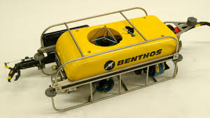 the rov is also used for underwater exploration and observation