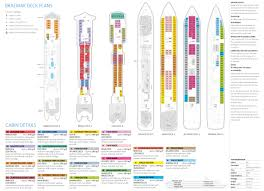 cruise ship floor plans fred olsen cruise lines braemar deck plans cruise companies