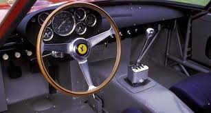 250 gto interior this 1962 250 gto can be yours for 64 million luxuryes
