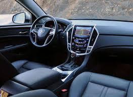 cadillac srx road 2013 cadillac srx road test and review autobytel com