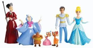 cinderella characters amazon