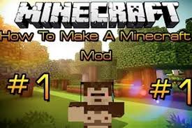 minecraft car pe create a minecraft mod diy