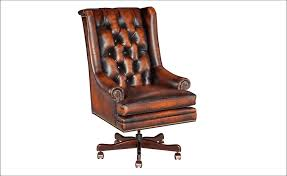 Leather Office Desk Chairs Top Office Chairs Brown With Brown Leather Office Chair Brown