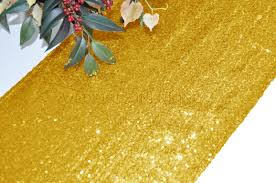 Sequin Table Runner Wholesale Gold Sequin Table Runners Wholesale