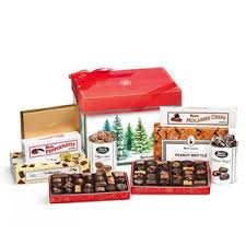 christmas chocolate christmas chocolate candy gifts see s candies