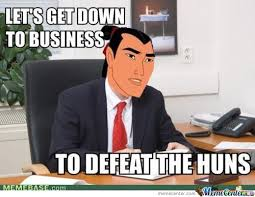 Business Meme - let s get down to business by canabeans meme center