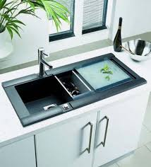 modern kitchen interior designs stainless sinks for