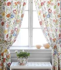Bird Print Curtain Fabric View Curtain Fabric Made To Measure Curtains Curtains Made Simple