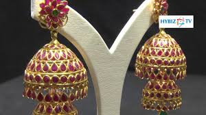malabar earrings indian gold buttalu designs malabar gold and diamonds