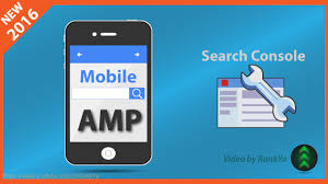 google webmaster tools accelerated mobile pages youtube