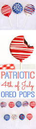patriotic oreo pops for 4th of july happiness is homemade