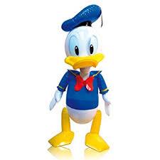 donald duck inflatable character 52cm amazon uk toys u0026 games