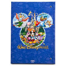 Photo Albums For 4x6 Pictures Your Wdw Store Disney Photo Album 300 Pics Storybook Walt