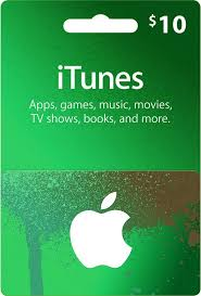 10 gift cards itunes 10 usd gift card itunes cards cards vouchers