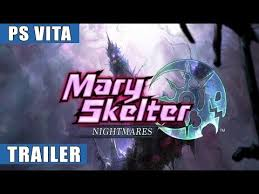 Kaset Ps Vita Skelter Nightmares skelter nightmares gameplay overview trailer ps vita