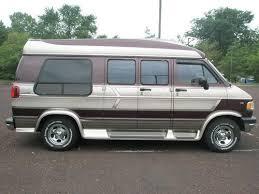 used dodge conversion vans find used 1997 dodge ram 2500 hi top conversion sherry designs