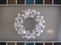 white ornament wreath pictures photos and images for
