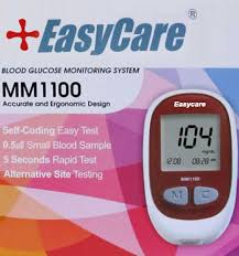 easy care best easy care blood sugar monitoring device 10 test strips