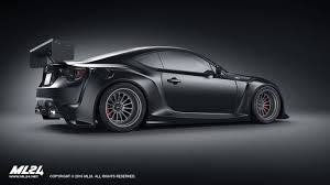 subaru brz custom body kit ml24 version 2 scion fr s gt 85 wide body kit scale