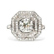 art deco diamond ring get bucksport from t u0026h