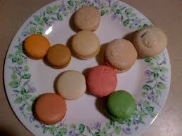 a tasting of local french macarons formaggio kitchen whole foods