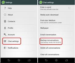 from android how to transfer whatsapp messages from android to iphone dr fone