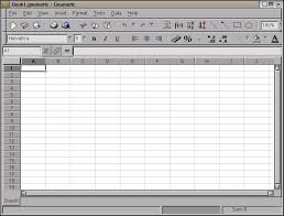 How To A Simple Spreadsheet Gnumeric Spreadsheet