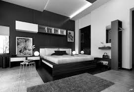 Black And White Room Decor Diy White Blinds White Covered Bedding - Black and grey bedroom ideas