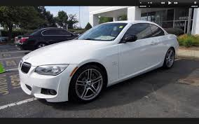 bmw 335is review 2011 bmw 335is convertible start up exhaust and in depth tour