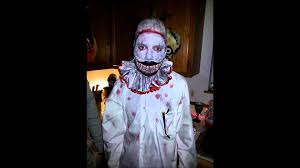 halloween clown costume ideas twisty the clown costume youtube
