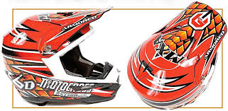 custom motocross helmet motocross action magazine mxa team tested armored graphix helmet