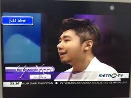 Roy Kiyoshi Roy Kiyoshi On Just Alvin Metro Tv Roykiyoshi
