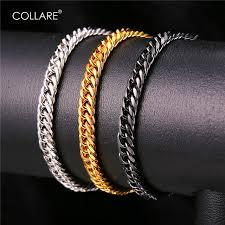 aliexpress buy new arrival men jewelry gold silver aliexpress buy collare hippie bracelet men jewelry gold